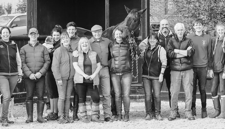 Royal Armoured Corps Saddle Club meet the team