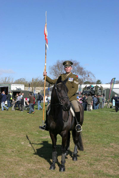 Saddle Club Military